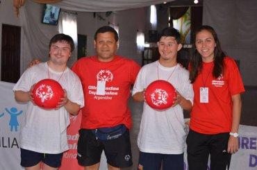 Deportistas especiales de Pilar viajaron a Tucumán