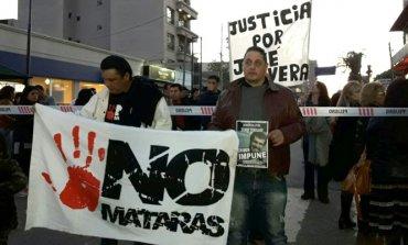 Familiares y amigos de José Vera, el músico asesinado en Derqui, y un nuevo reclamo de justicia