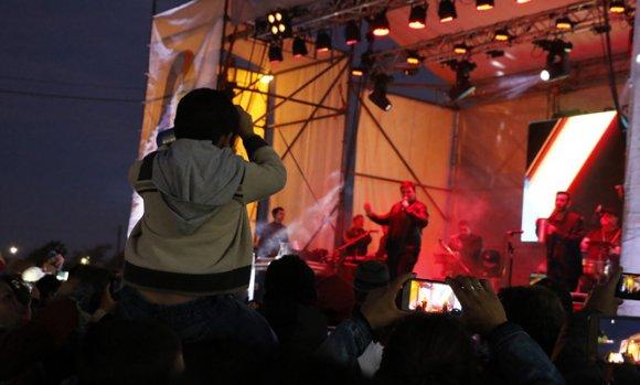 Miles de personas celebraron las Fiestas Patronales en Presidente Derqui