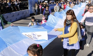 Pilar se prepara para celebrar un nuevo aniversario de la Revolución de Mayo