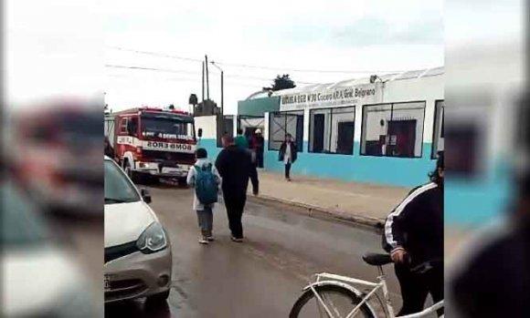 Video: Siguen los problemas de fugas de gas en las escuelas