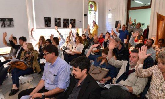 Se realizó la Asamblea Anual del Colegio de Arquitectos Distrito 5