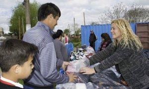 """""""Ecocanje""""; una posibilidad para intercambiar residuos secos por indumentaria"""