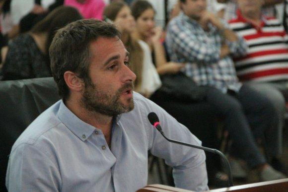 Achával en contra de enviar deudores de tasas municipales al Veraz