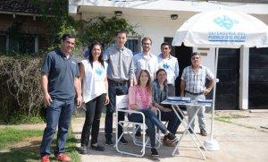 La Defensoría del Pueblo abrió una nueva sede en la localidad de Villa Rosa