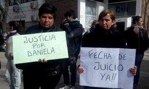 Justicia lenta: A casi tres años, reclaman el inicio del juicio por el femicidio de Daniela Rutherford