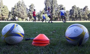 Abrirán un curso para convertirse en maestro de fútbol infantil