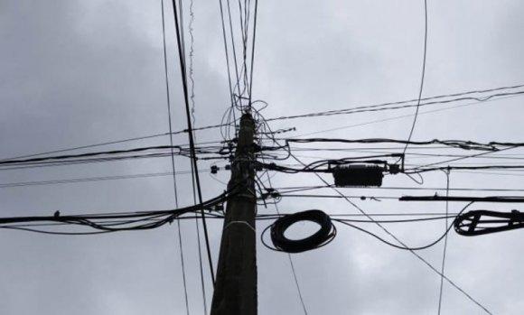 La SCIPA insiste en que no debe permitirse el cableado aéreo