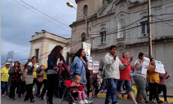 Habrá una nueva marcha para reclamar por el aumento en las tarifas
