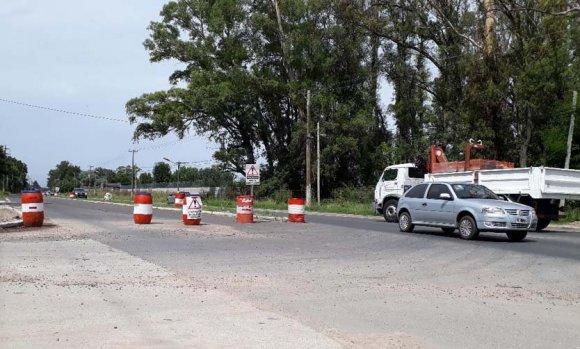 Una obra demorada: SCIPA pone el ojo en la Ruta 25 y reclama que se mejore la señalización