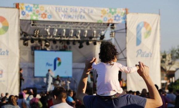 Así serán los festejos por el Día de la Primavera en Pilar