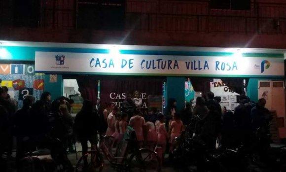 Las Casas de la Cultura a pleno en vacaciones de invierno
