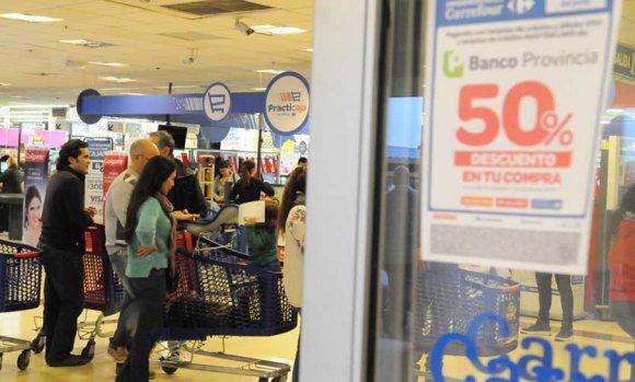 Con el regreso de WalMart, llega un nuevo miércoles de descuentos para clientes del Banco Provincia