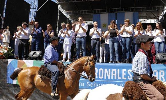 Unas 70 mil personas disfrutaron de las Fiestas Patronales de Pilar