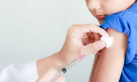 En Pilar ya se vacunaron 13 mil niños contra el sarampión