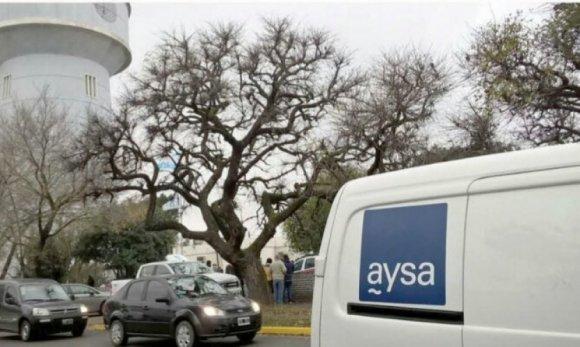 Obras de AySA beneficiaron a unos 1.600 usuarios