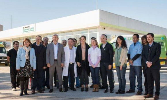 Pilar formará parte de un plan con el que Provincia refaccionará centros de salud