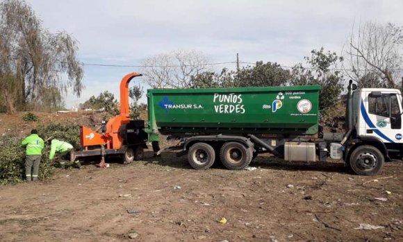Para evitar basurales, el Municipio busca optimizar el traslado de residuos