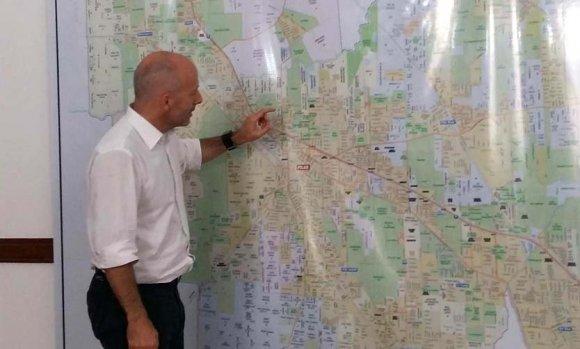 El Municipio redefinirá los límites de todas las localidades