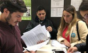Causa por difamación: El Frente Pilarense presentó la denuncia ante la Justicia