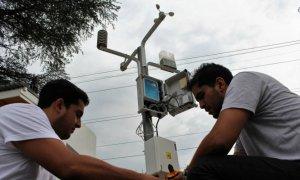 El Municipio sumó la sexta Estación Meteorológica Automática