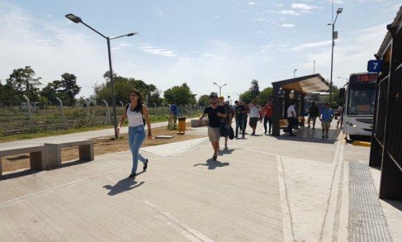 Continúan las mejoras en el Centro de Transferencia de Pilar