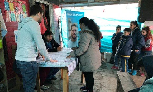 Jornada de Salud en Villa Rosa