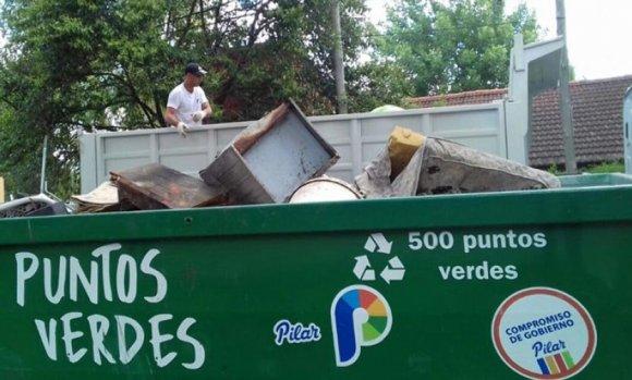El programa de reciclado de residuos ya tiene cronograma hasta fin de año