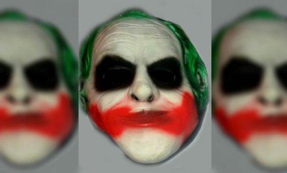 """Ladrones atacaban a sus víctimas disfrazados con máscaras de """"El Guasón"""""""