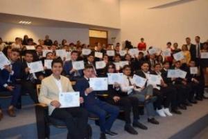 Estudiantes de escuelas técnicas finalizaron una capacitación en la Universidad Austral