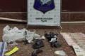 Detienen a varias personas acusadas de vender droga en un barrio de Pilar