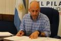 El intendente Ducoté desmintió que se haya aumentado el sueldo de manera unilateral