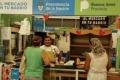 El puesto fijo del Mercado en tu Barrio reabrió sus puertas