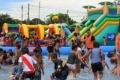 El Municipio pone a girar el parque acuático por las localidades